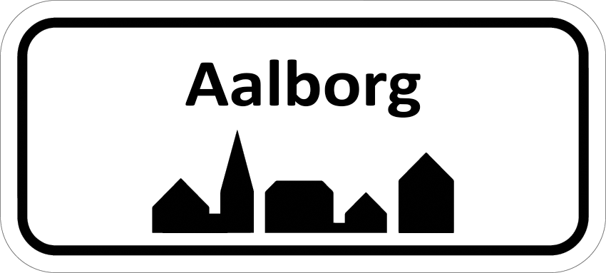 Elektriker Aalborg Byskilt