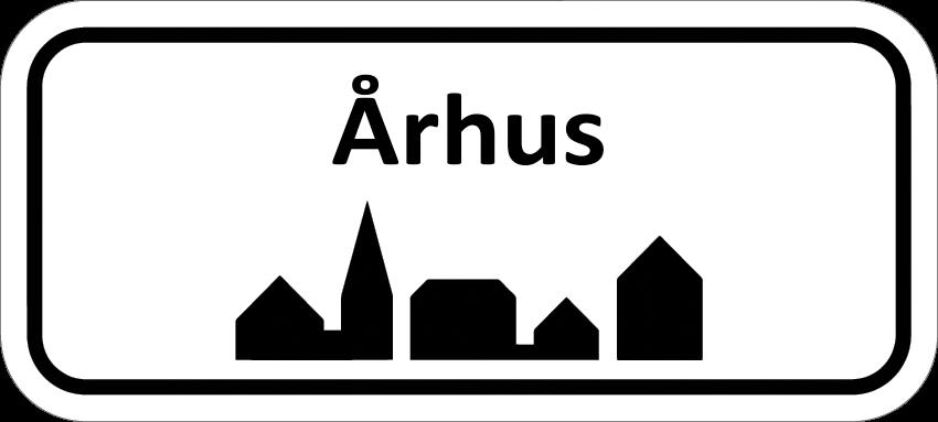 Elektriker Århus Byskilt