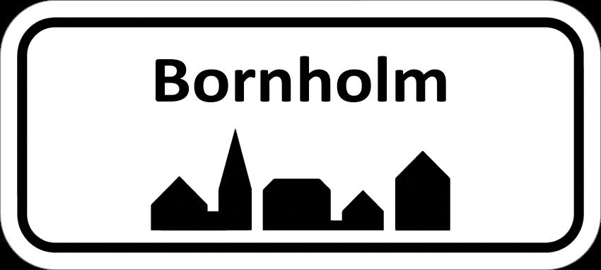 Elektriker Bornholm Byskilt