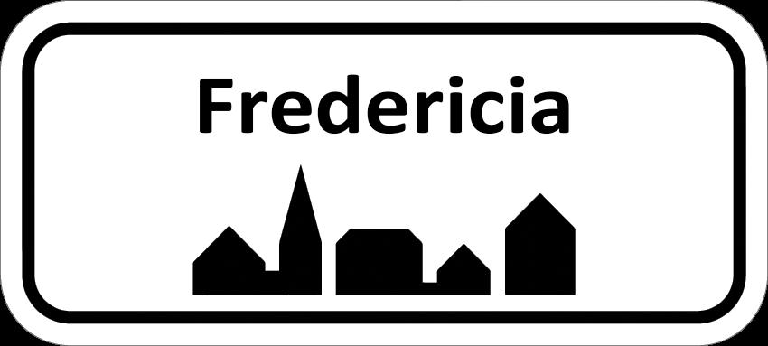 Elektriker Fredericia Byskilt
