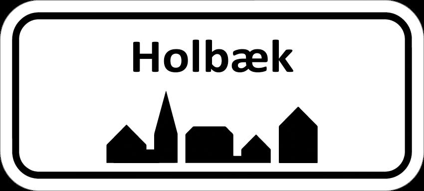 Elektriker Holbæk Byskilt