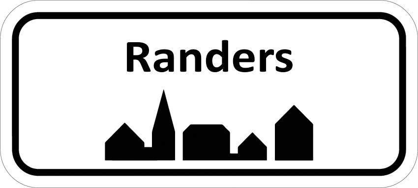 Elektriker Randers Byskilt