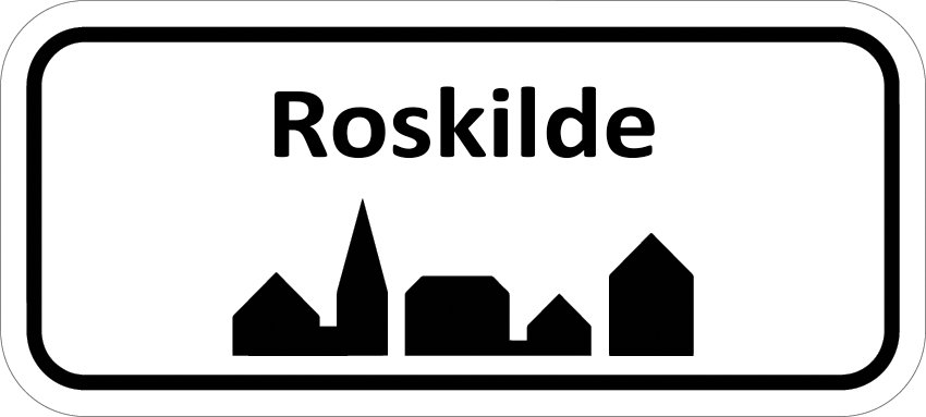 Elektriker Roskilde Byskilt