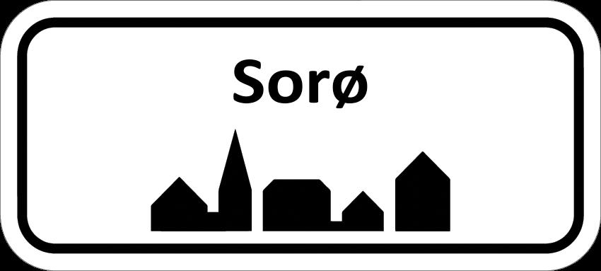 Elektriker Sorø Byskilt