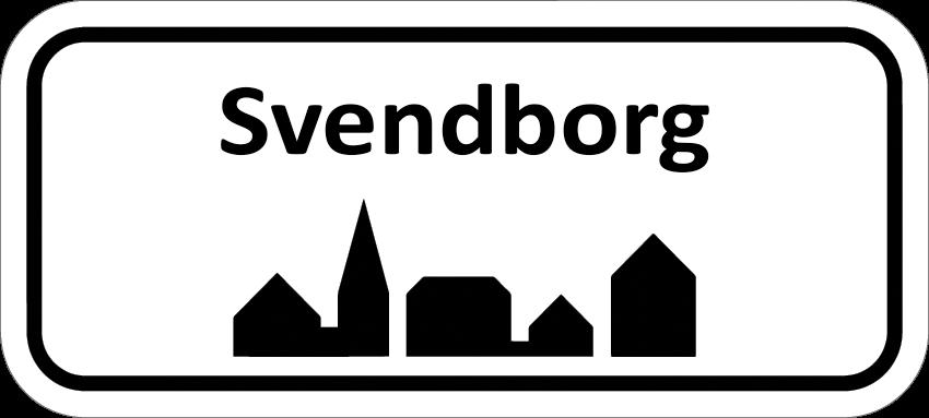 Elektriker Svendborg Byskilt