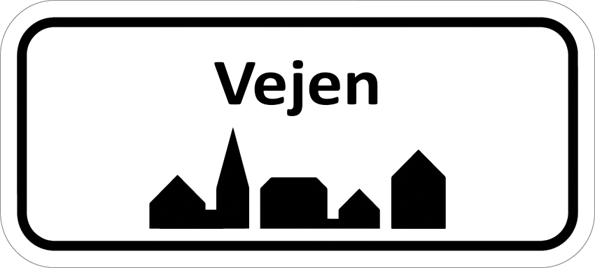 Elektriker Vejen Byskilt